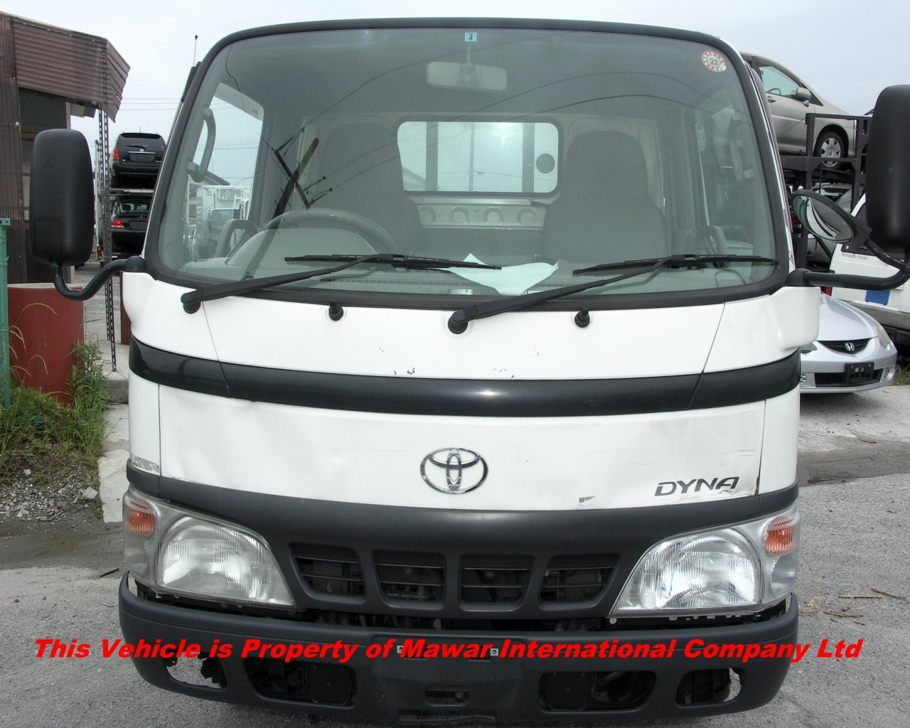 japanese used 2003 toyota dyna truck from japan-japancarpages